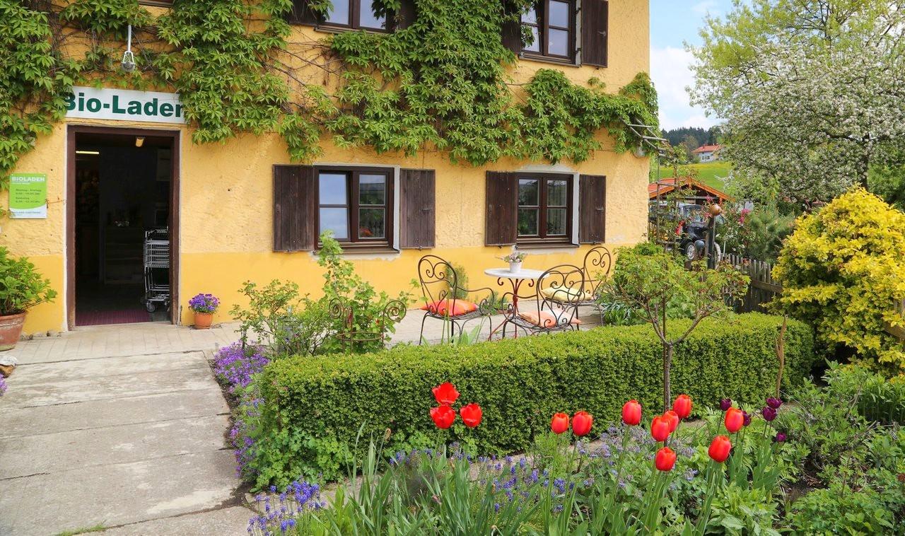 Bioladen Haus und Hof