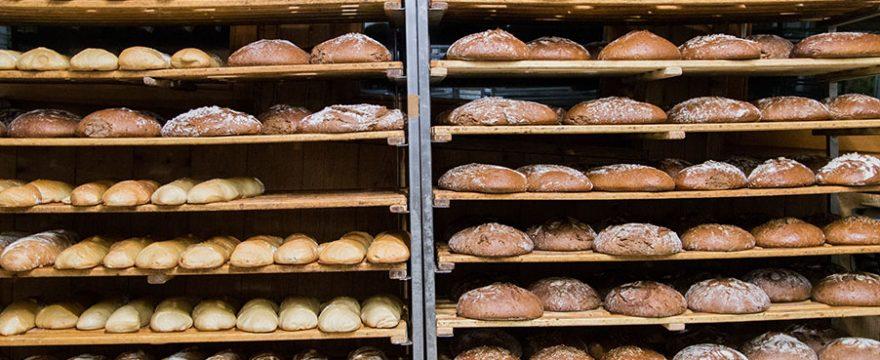 frisches Brot von Wolfgruber