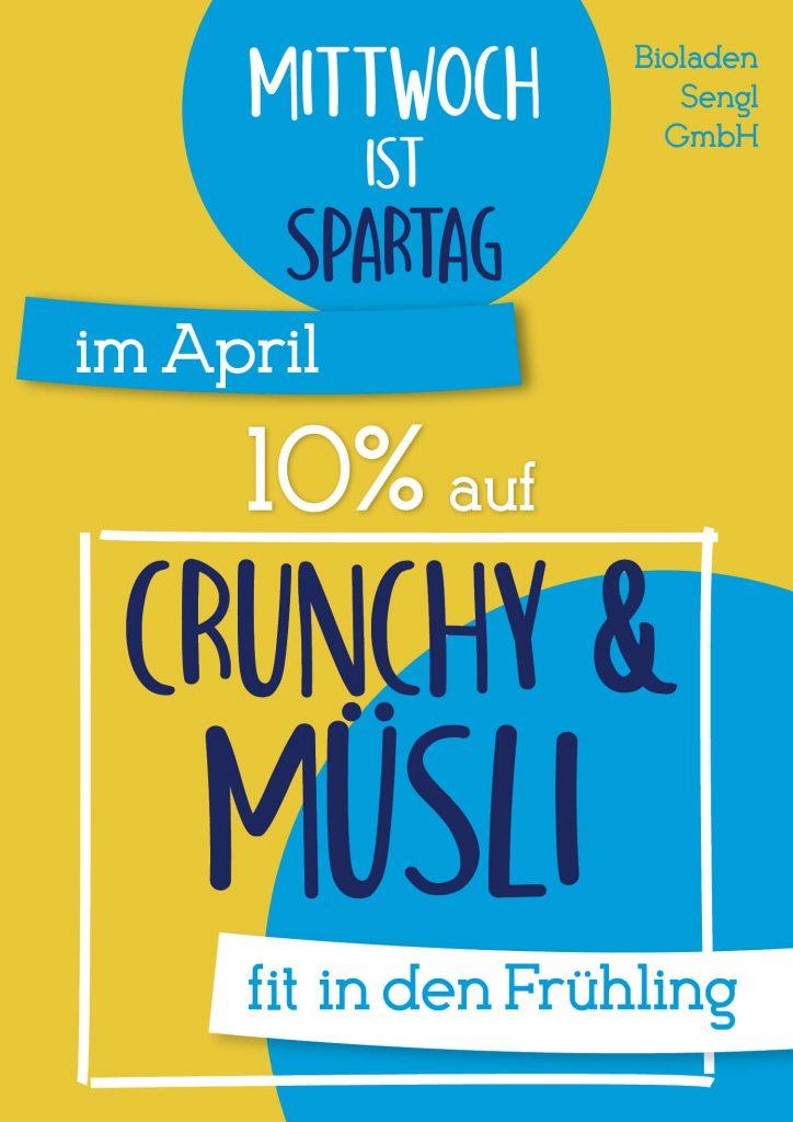 Crunchy & Müsli